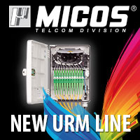MICOS URM Line Optical Distribution boxes